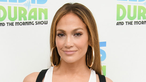 InStyle's Look of the Day picks for April 10, 2019 include Jennifer Lopez, Michelle Obama and Hilary Rhoda.