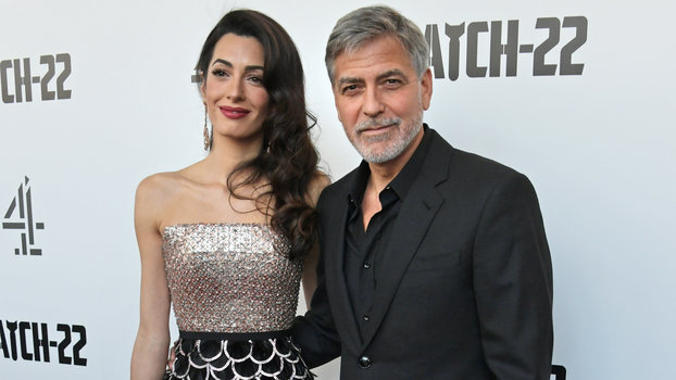 Amal Clooney's Sequined Dress Had All Our Attention — Until We Saw Her Mom's Outfit