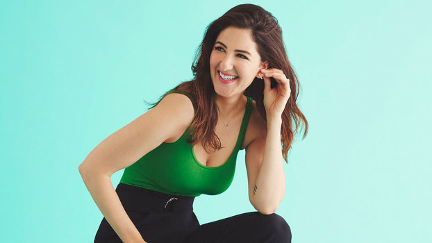 """The Good Place's D'Arcy Carden on Not Becoming a """"Weird Little Narcissist"""""""