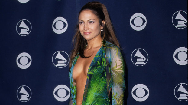 Jennifer Lopez Just Wore Her Iconic Green Grammys Dress 19 Years Later