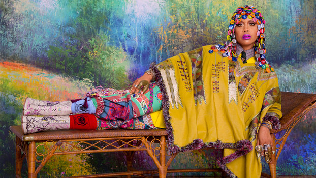 """""""I'm My Own Audience"""": Erykah Badu on the Joy in Dressing for Yourself"""