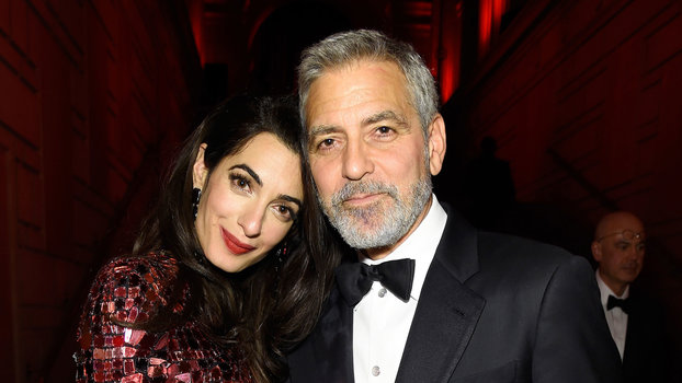 20 Times Amal and George Clooney Perfected the Art of Subtle Couple Dressing