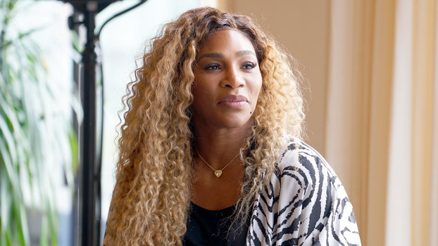 Serena Williams Says Her Daughter Olympia Already Has Opinions on Her Outfits