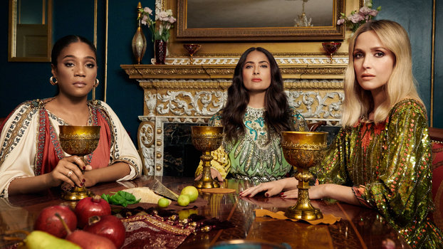 Tiffany Haddish, Salma Hayek Pinault, and Rose Byrne on the Film That Brought Them Together