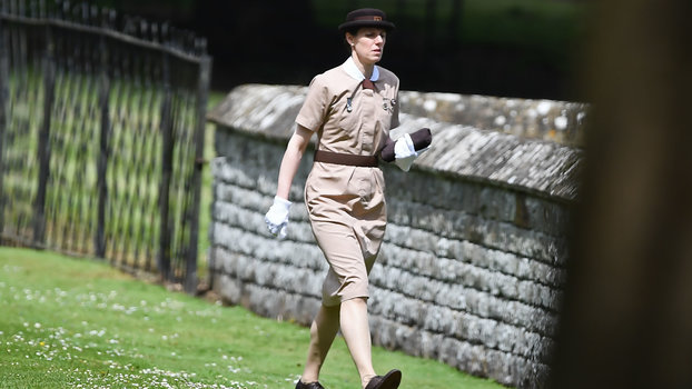 Here's Why Prince George and Princess Charlotte's Nanny Is Basically Mary Poppins - Lead