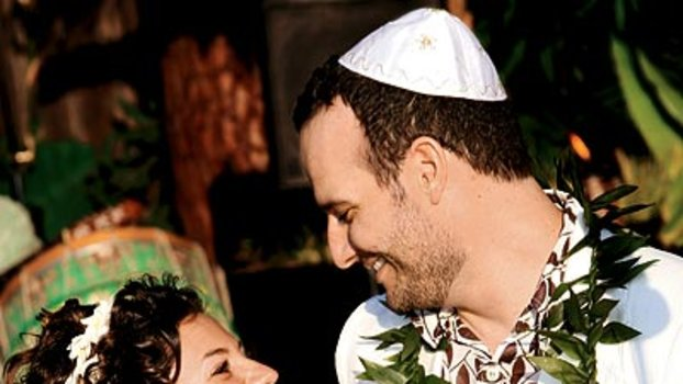 Celebrity Wedding: Marissa Jaret Winokur &  Judah Miller