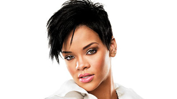 In Style's August Cover Girl: Rihanna