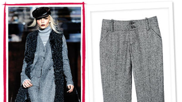 Pants Guide: Find out how-and with what!-to wear fall's new styles.