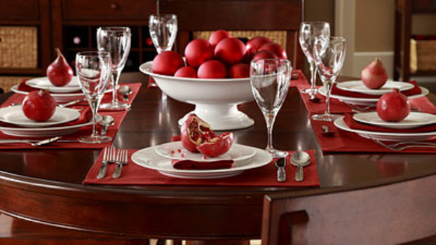 Cherry Road Dining Room Sponsored by JCPenney