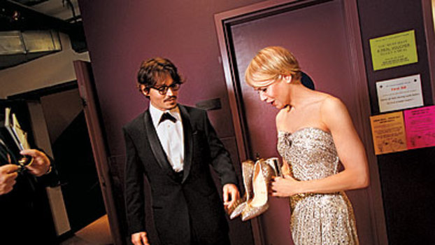 Behind the Scenes at the 2008 Academy Awards