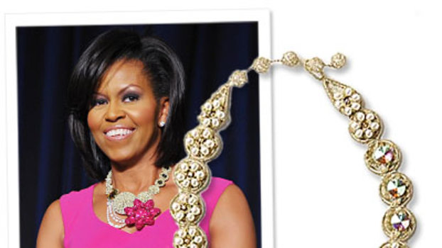 Michelle Obama's Jewelry Box