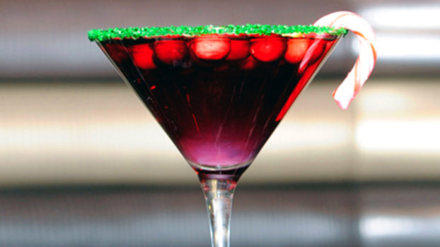 Hot Holiday Cocktails