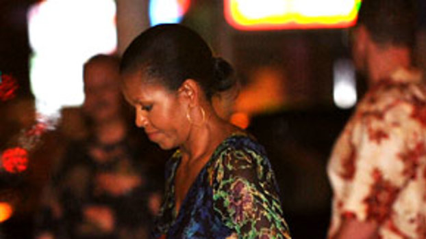 Michelle Obama's 2009 Style Diary