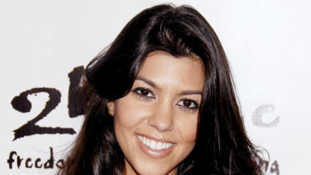 Kourtney Kardashian's Changing Looks