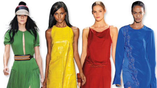 Bright Day Dresses