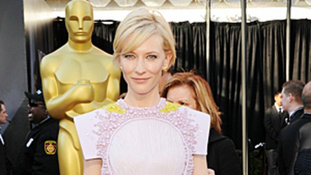 Top Oscars Fashion Trends: Intricate Beadwork