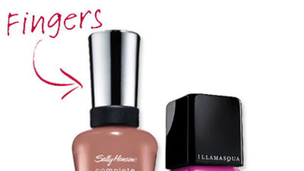 Cute Nail Polish Combos for Your Fingers and Toes