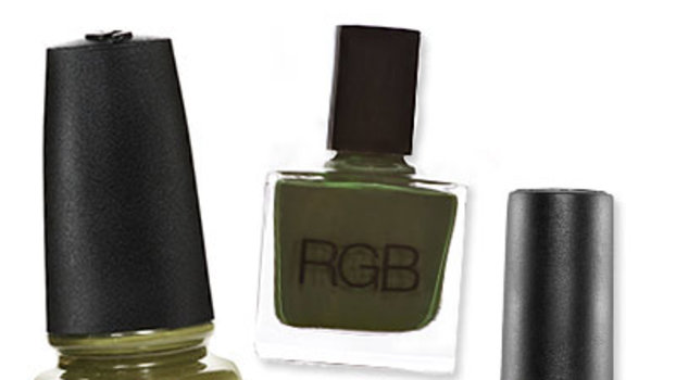 Reader's Pick: This Season's Best Nail Colors