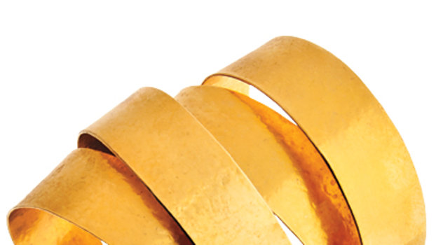 Holiday Gift Ideas: Metal Cuffs