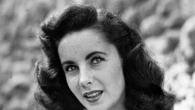 Elizabeth Taylor's Changing Looks