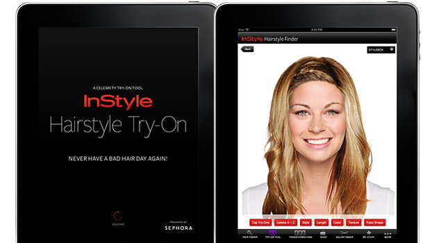 HD wallpapers instyle hairstyle try on free download Page 2
