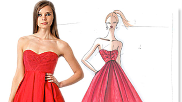 5b96c9deac1 Lord   Taylor s Limited-Edition Dresses for Charity