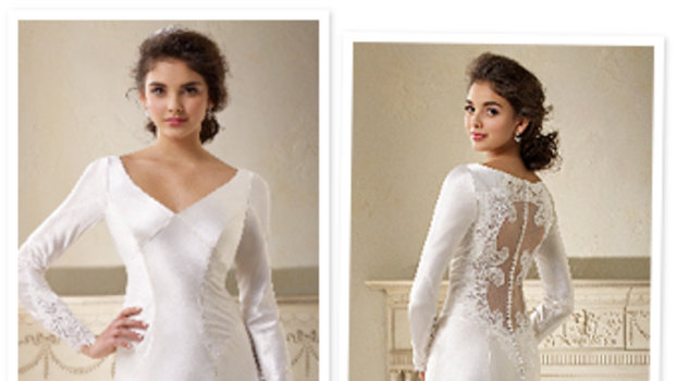 Bella\'s Twilight Wedding Dress: Now Available! | InStyle.com