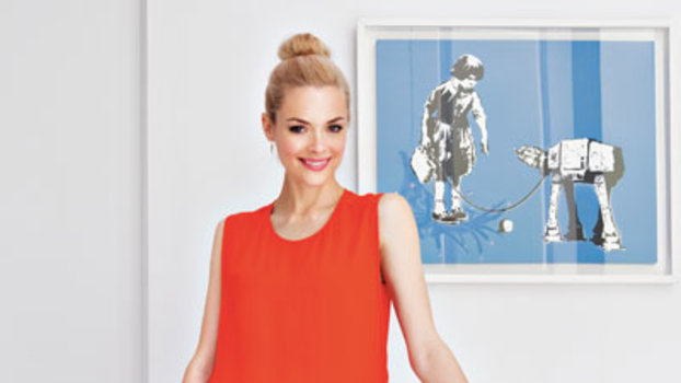 Inside Jaime King's Home
