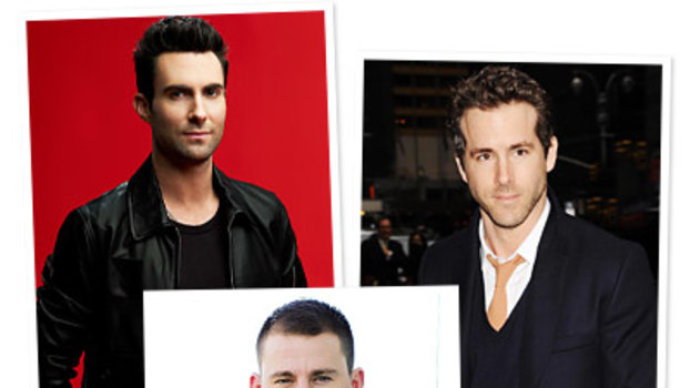 Best of 2012: Sexiest Men of 2012