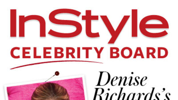 Denise Richards's Beauty Bag Must-Haves