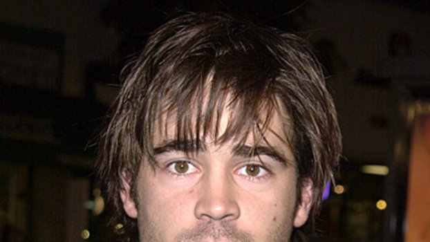 Colin Farrell's Changing Looks