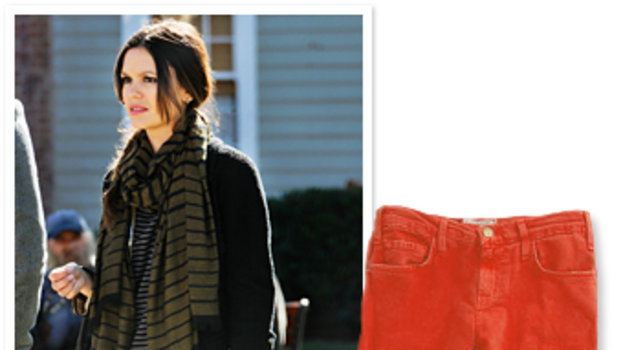 Hart of Dixie: Rachel Bilson's Red Jeans and More ...