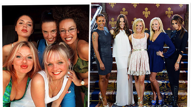 The Spice Girls Reunion 11 Memorable Spicy Moments