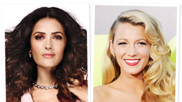 Savages' Blake Lively, The Amazing Spider-Man's Emma Stone and more