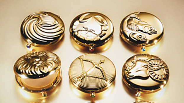 What's Your Sign? Estee Lauder's Zodiac-Inspired Compacts