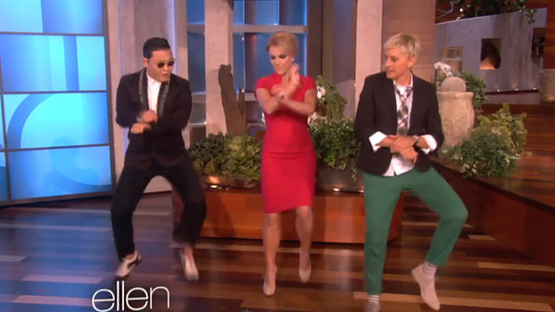 Britney Spears Dancing Ellen