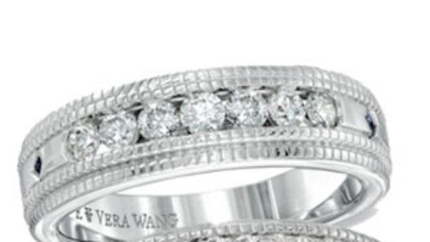 Vera Wangs Zales Diamond Jewelry Collection Now for Men Too