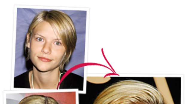 Brittany Snows Short Hair Inspired By Claire Danes And Reese