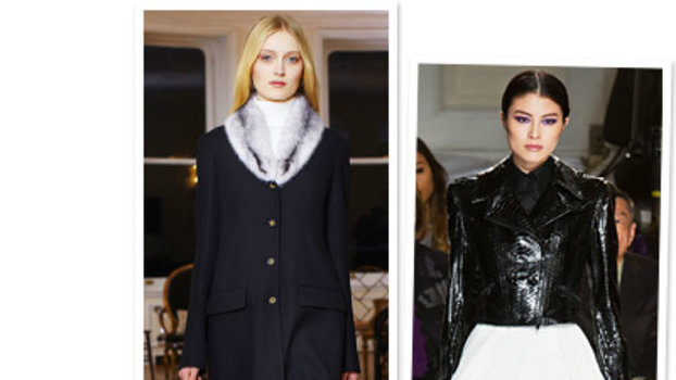 Fashion Director Cindy Weber Cleary's Favorite Fashion Week Looks
