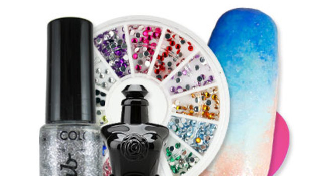Nail Art Inspired by the Spring 2013 Runways