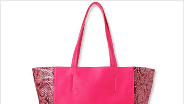 Such A Steal: Bright Totes