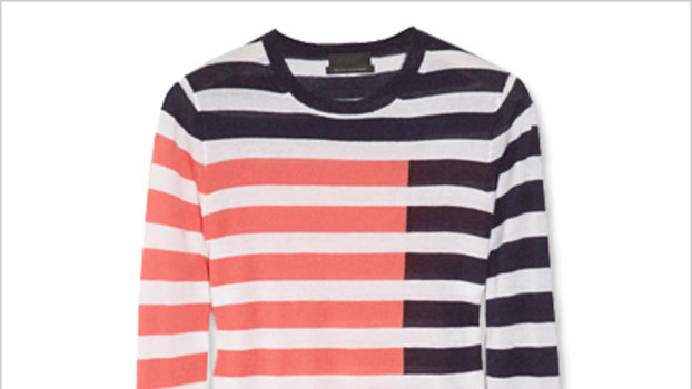 Fall's Favorite Stripes