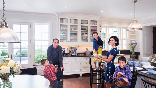 At Home with Jessica Seinfeld