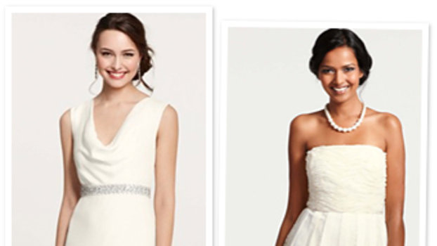 Ann taylors new bridal collection is now online instyle junglespirit Image collections