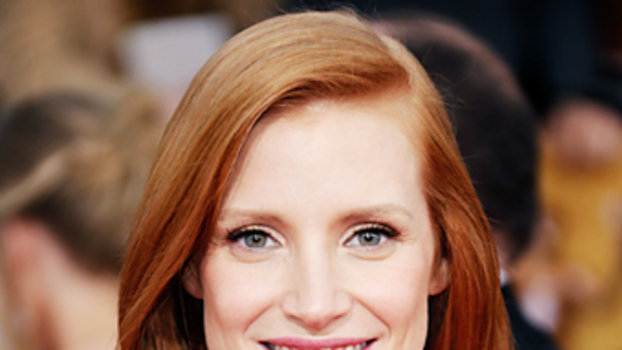 jessica chastain on her famous red hair it became a badge of honor instylecom