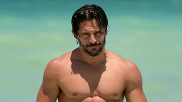 Joe Manganiello Fitness Book