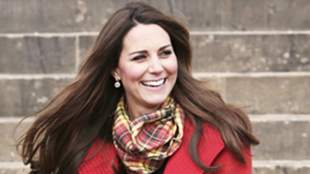 Kate Middleton's Best Maternity Coats