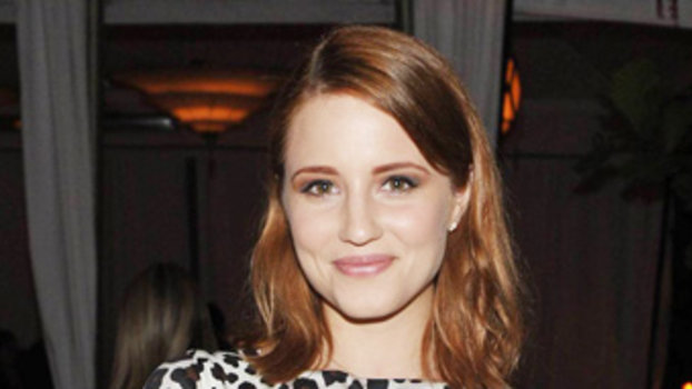 How Dianna Agron S New Hair Color Has Changed Her Wardrobe