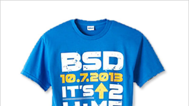 Blue Shirts to Show Support for Bullying Prevention