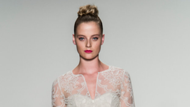 Amsale Fall 2014 Wedding Dresses